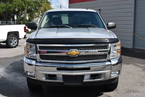 2012 Chevrolet Silverado 1500 for sale at Mix Autos in Orlando FL