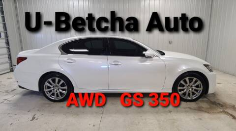 2014 Lexus GS 350 for sale at Ubetcha Auto in St. Paul NE