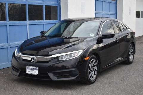2016 Honda Civic for sale at IdealCarsUSA.com in East Windsor NJ