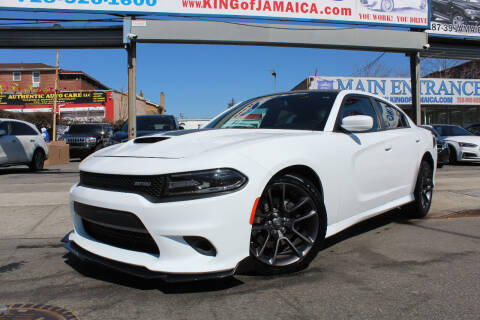 2020 Dodge Charger for sale at MIKEY AUTO INC in Hollis NY