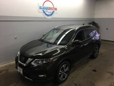 2017 Nissan Rogue for sale at WCG Enterprises in Holliston MA
