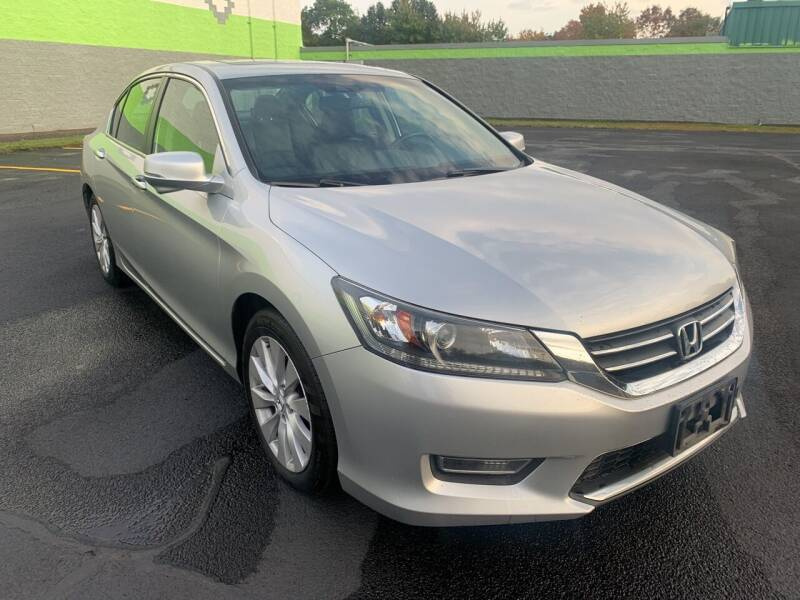 2013 Honda Accord for sale at South Shore Auto Mall in Whitman MA