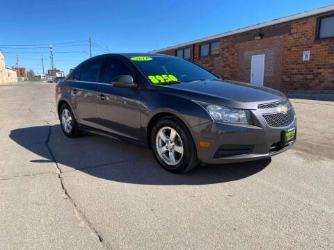 2011 Chevrolet Cruze for sale at Island Auto Express in Grand Island NE