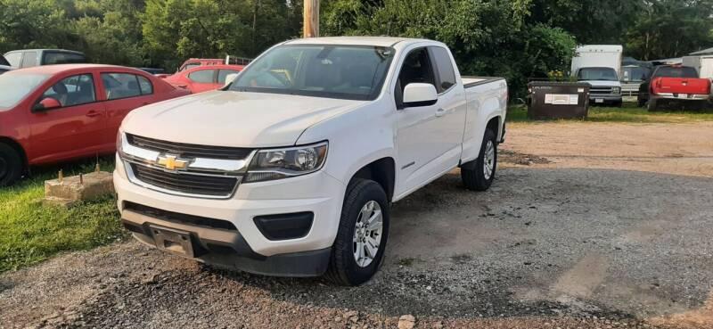 2016 Chevrolet Colorado for sale at John - Glenn Auto Sales INC in Plain City OH