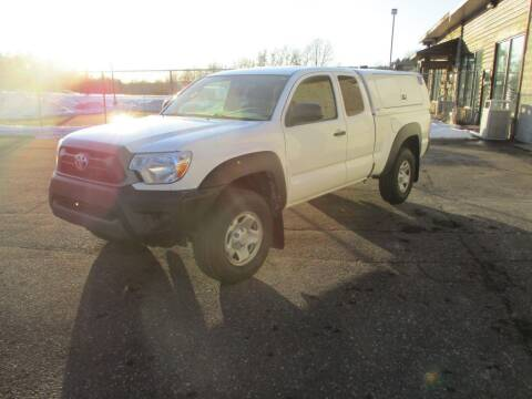 2015 Toyota Tacoma for sale at Route 65 Sales & Classics LLC in Ham Lake MN