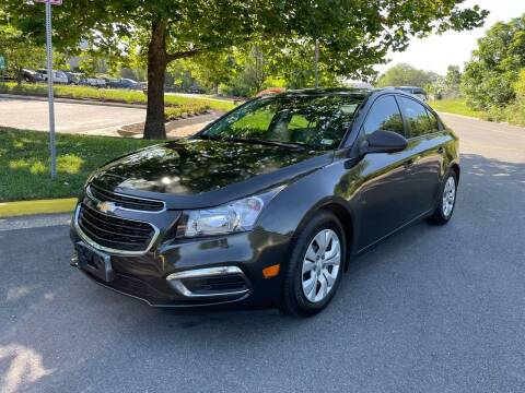 2015 Chevrolet Cruze for sale at Dreams Auto Group LLC in Sterling VA