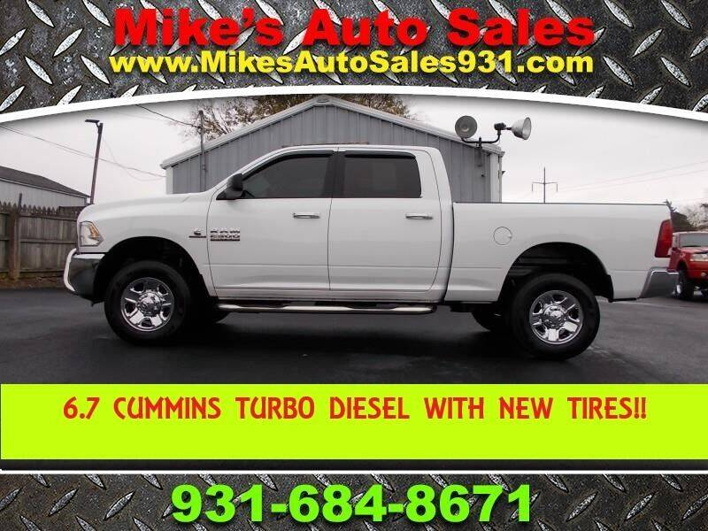 2016 RAM Ram Pickup 2500 for sale at Mike's Auto Sales in Shelbyville TN