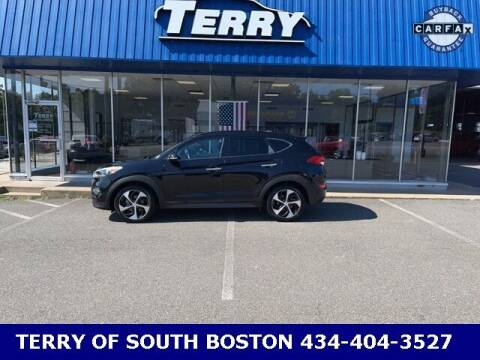 2016 Hyundai Tucson for sale at Terry of South Boston in South Boston VA
