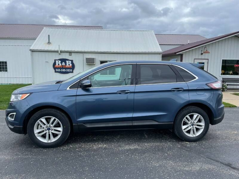 2018 Ford Edge for sale at B & B Sales 1 in Decorah IA