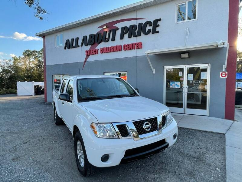 2019 Nissan Frontier for sale at All About Price in Bunnell FL