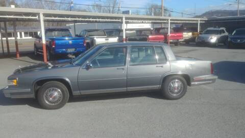 1987 Cadillac DeVille for sale at Lewis Used Cars in Elizabethton TN