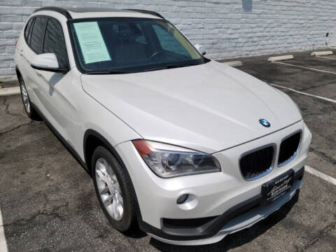 2015 BMW X1 for sale at ADVANTAGE AUTO SALES INC in Bell CA