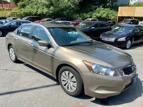 2009 Honda Accord for sale at Sport Motive Auto Sales in Seattle WA