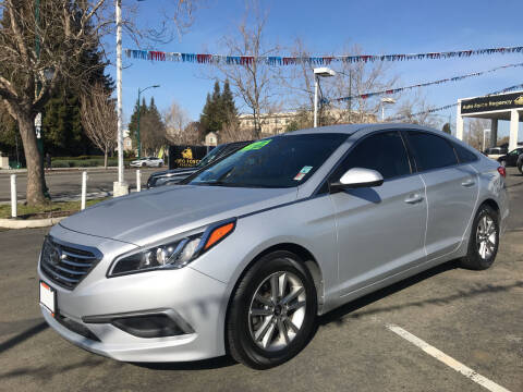 2016 Hyundai Sonata for sale at Autos Wholesale in Hayward CA