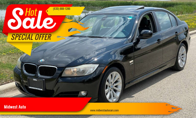 2011 BMW 3 Series for sale at Midwest Auto in Naperville IL