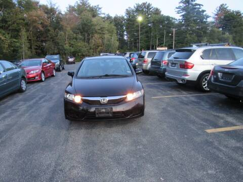 2011 Honda Civic for sale at Heritage Truck and Auto Inc. in Londonderry NH
