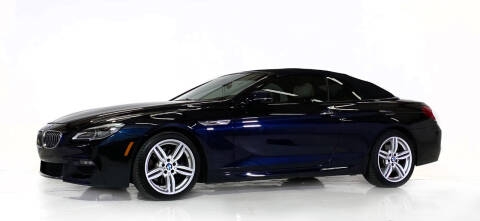 2016 BMW 6 Series for sale at Houston Auto Credit in Houston TX
