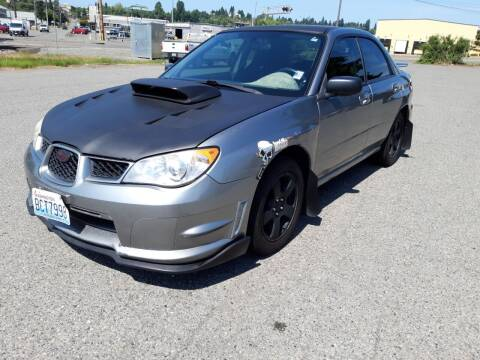 2007 Subaru Impreza for sale at South Tacoma Motors Inc in Tacoma WA