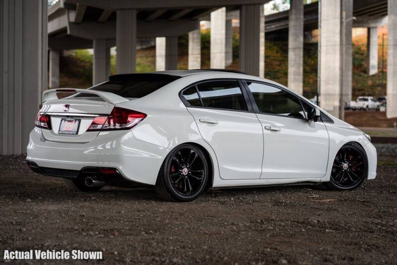 2015 Honda Civic for sale at Friesen Motorsports in Tacoma WA