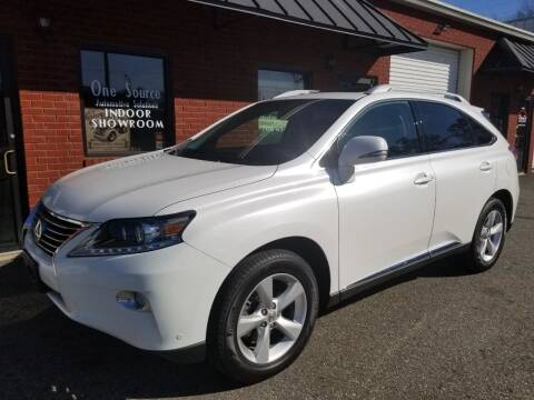 2015 Lexus RX 350 for sale at One Source Automotive Solutions in Braselton GA