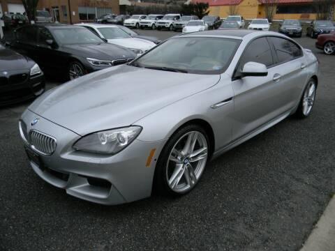 2015 BMW 6 Series for sale at Platinum Motorcars in Warrenton VA