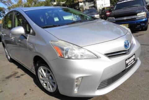 2012 Toyota Prius v for sale at Yosh Motors in Newark NJ