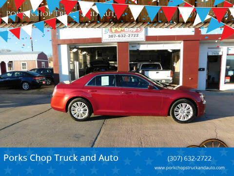 2014 Chrysler 300 for sale at Pork Chops Truck and Auto in Cheyenne WY