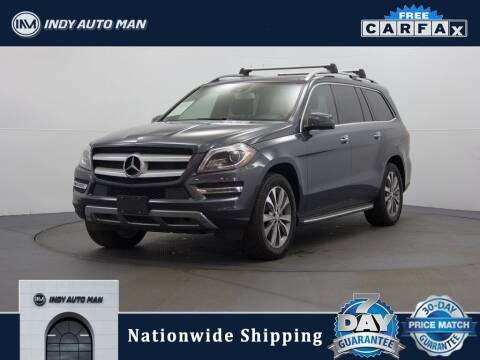 2014 Mercedes-Benz GL-Class for sale at INDY AUTO MAN in Indianapolis IN