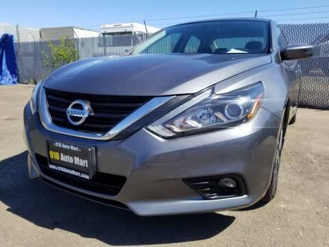 2017 Nissan Altima for sale at 916 Auto Mart in Sacramento CA