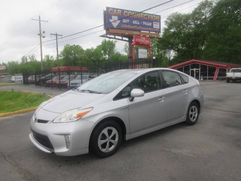 2012 Toyota Prius for sale at Car Connection in Little Rock AR