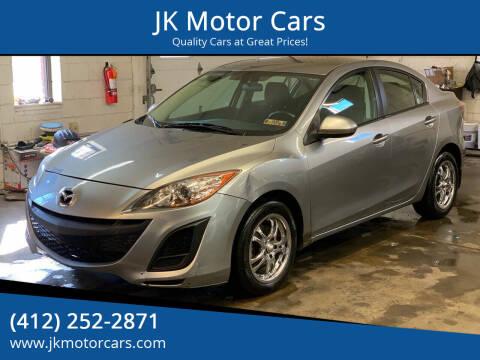 2010 Mazda MAZDA3 for sale at JK Motor Cars in Pittsburgh PA