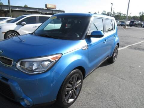 2015 Kia Soul for sale at Maluda Auto Sales in Valdosta GA