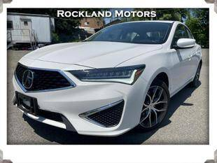 2020 Acura ILX for sale at Rockland Automall - Rockland Motors in West Nyack NY