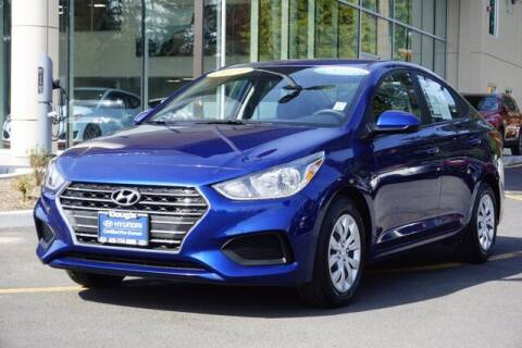 2019 Hyundai Accent for sale at Jeremy Sells Hyundai in Edmunds WA
