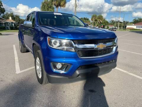 2018 Chevrolet Colorado for sale at Consumer Auto Credit in Tampa FL