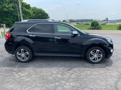 2017 Chevrolet Equinox for sale at Westview Motors in Hillsboro OH