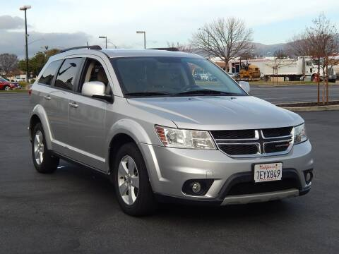 2012 Dodge Journey for sale at Gilroy Motorsports in Gilroy CA