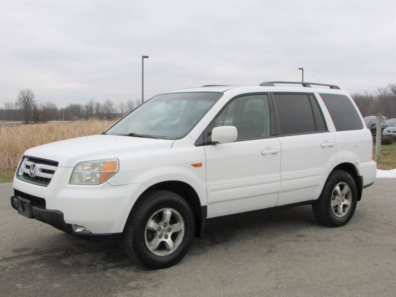 2006 Honda Pilot for sale at 42 Automotive in Delaware OH