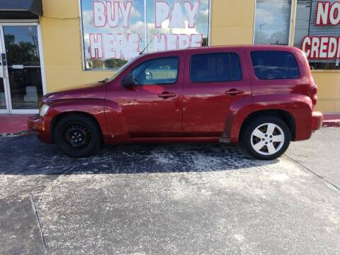2009 Chevrolet HHR for sale at BSS AUTO SALES INC in Eustis FL
