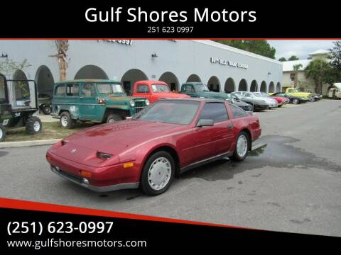 1988 Nissan 300ZX for sale at Gulf Shores Motors in Gulf Shores AL