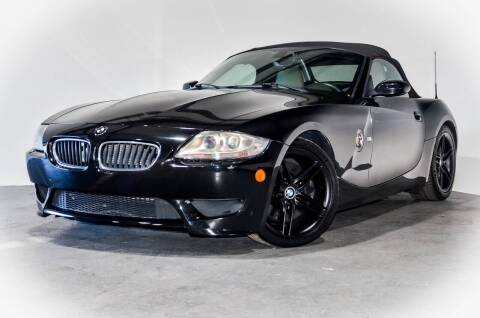 2007 BMW Z4 M for sale at Carxoom in Marietta GA