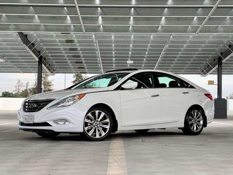 2011 Hyundai Sonata for sale at Car Hero LLC in Santa Clara CA