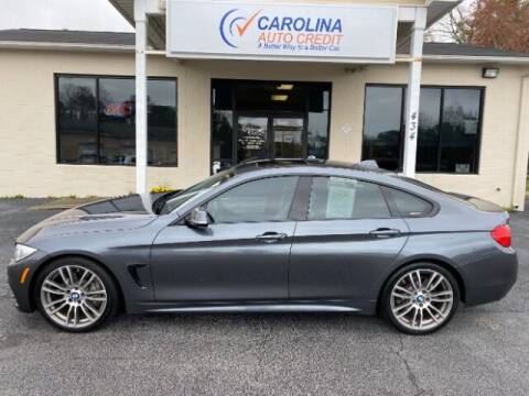 2016 BMW 4 Series for sale at Carolina Auto Credit in Youngsville NC