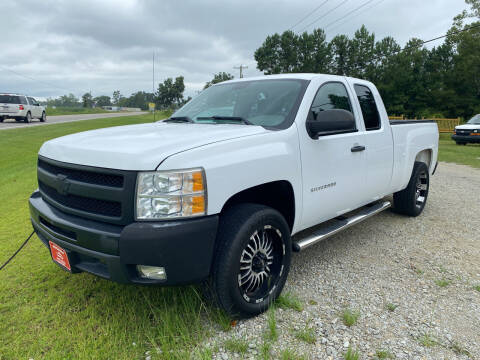 2011 Chevrolet Silverado 1500 for sale at Southtown Auto Sales in Whiteville NC