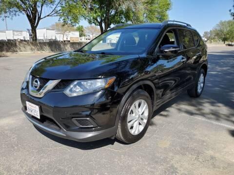2015 Nissan Rogue for sale at Matador Motors in Sacramento CA