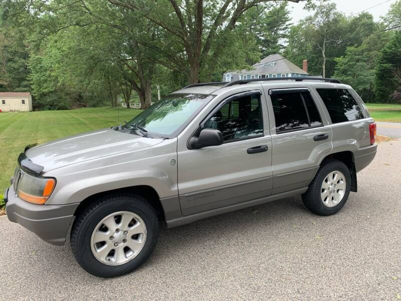 2001 Jeep Grand Cherokee for sale at 41 Liberty Auto in Kingston MA