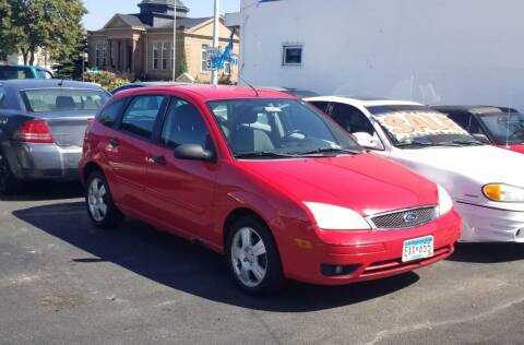 2007 Ford Focus for sale at Tower Motors in Brainerd MN