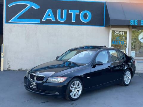 2007 BMW 3 Series for sale at Z Auto in Sacramento CA