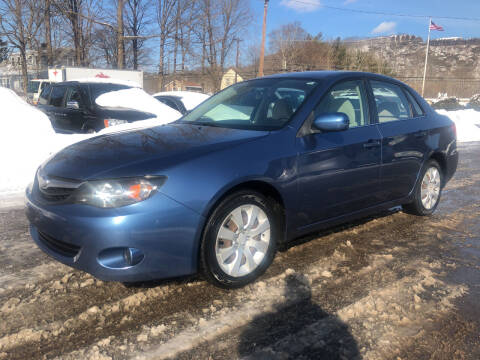 2010 Subaru Impreza for sale at Used Cars 4 You in Serving NY