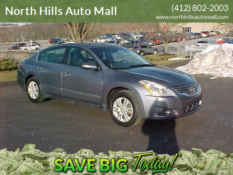 2011 Nissan Altima for sale at North Hills Auto Mall in Pittsburgh PA